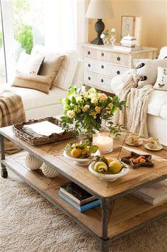Un salón comedor mucho más amplio · ElMueble.com · Salones