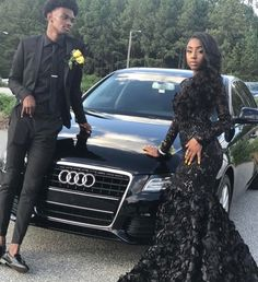 Image in prom collection by Ally on We Heart It Prom Outfits For Guys, Prom For Guys, Prom Suits For Men, Prom Girl Dresses, Gala Dresses, Grad Suits, Prom Pictures Couples, Prom Couples, Prom Photos