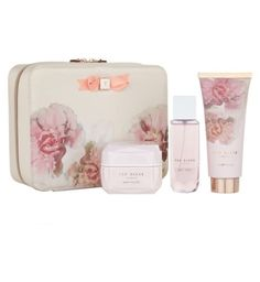 Ted Baker Pink Beauty Bag Gift - Boots
