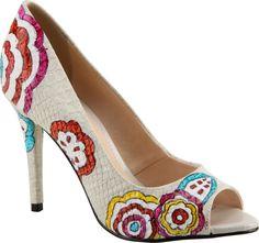 Chic e Fashion: Bottero lança calçados pintados à mão