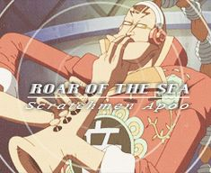 "dressrosas: "" One Piece + Epithet "" One Piece Manga, The Millions, Sea, The Ocean, Ocean"