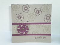****STAMPING IT UP WITH SHELLY****: Quick & Simple 3x3 cards