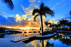 Christopher Hotel - St Barth Sunset Time www.hotelchristopher.com