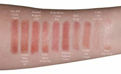 Makeup Magpie: Shades of Rose Gold