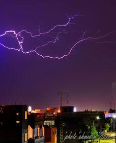 Storm over the city Ksibet el Mediouni -***AHMED_M_R_M***-2009-