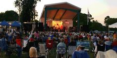 England Brothers Band #Shell #Park. Live concerts in the park and more.