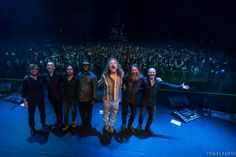 6/5/14 - PHOTO: Robert Plant and The Sensational Space Shifters in Morocco last night (Photo: Sife Elamine) #gettheledout