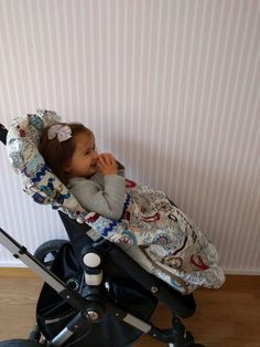 Erstmals in Österreich! Elegante Fußsäcke aus Pique für den Kinderwagen   Mi Patito