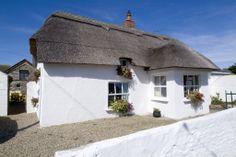 """thatched cottage"" , Kilmore Quay , Ireland"