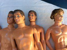 Barbie & Ken bundle - 8 Barbies & 8 Kens - vintage Mattel dolls | eBay