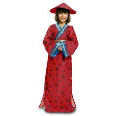 Disfraz de China #disfraces #carnaval