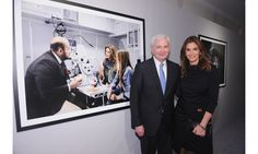New Yorkers celebrated the premiere of the documentary The Hospital in the Sky—starring Cindy Crawford—in a private screening event hosted by OMEGA, Cindy Crawford and Dr. Douglas R. Fredrick, MD