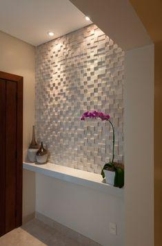 Revestimentos 3D: o acabamento moderno para as paredes
