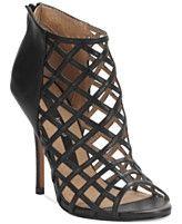 Kensie Biggie Caged Dress Sandals