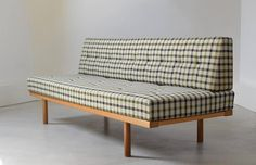 Daybed Sofa Model 190 by Børge Mogensen for Fredericia 3