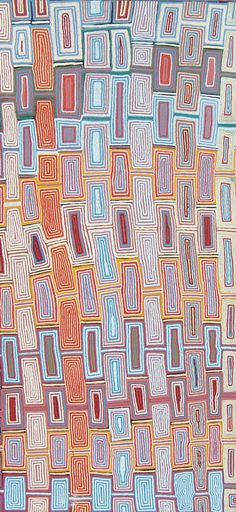 Aboriginal art: it's a complicated thing - Currents III - Artlink Magazine Aboriginal Painting, Aboriginal Artists, Dot Painting, Textures Patterns, Print Patterns, Australian Art, Indigenous Art, Native Art, Surface Pattern Design