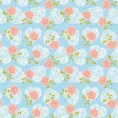 Papel de Parede Floral Rosas 54