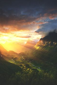 scrapbooking-nature:  Norway - Geirangerfjord    Scrapbooking...