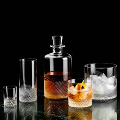 Diamond - Decanter | Richard Brendon | Wolf & Badger