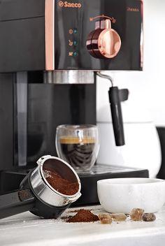My new Espresso Machine : Saeco Poemia by Philips
