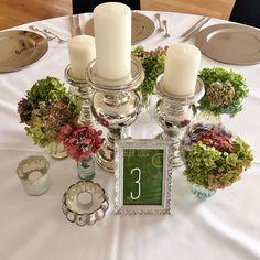 Hochzeitsdeko   Septemberhochzeit #wedding #decoration #hochzeitsdeko #tischnummer #hochzeit