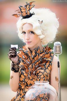Effie Trinket - Happy Hunger Games by Selhin.deviantart.com