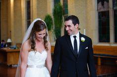 husband & wife  Wedding at Arlington Heights United Methodist and The Fort Worth Club