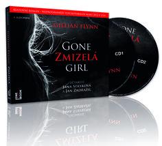 Gone girl ako audiokniha v podaní Jany Strykovej a Jana Zadražila