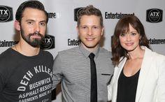 'Gilmore Girls' Reunion: Stars Hollow Hits the ATX Television Festival Red Carpet | Milo Ventimiglia, Matt Czuchry, and Alexis Bledel | EW.com