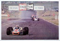 Vintage Formula A racing photos Road & Track magazine   John Cannon