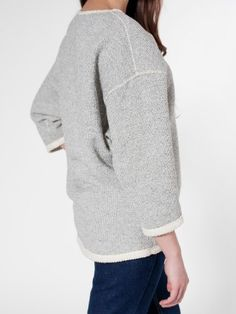 Reversible Easy Sweater