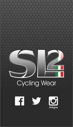 #logo #sl2 #sl2cyclingwear #ciclismo #abbigliamentopersonalizzato