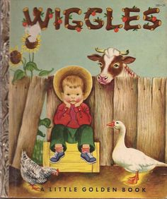 Childrens and Illustrated Books: The Allure of Little Golden Books  {I don't have this one!!}