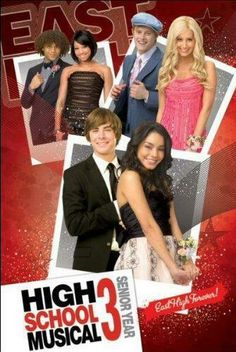 new /& sealed One Sheet High School Musical 3 Maxi Poster 61cm x 91.5cm