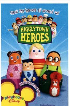 Higgelytown heros