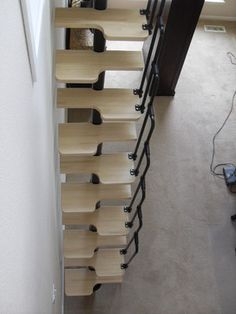 Loft ladder - Contemporary - Staircase - portland - by Portland Stair Company