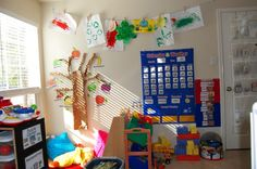 daycare rooms