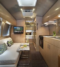 airstream trailer | rowland+broughton Flor Tile