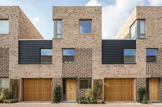 Abode, Great Kneighton, Cambridge by Proctor and Matthews Architects.