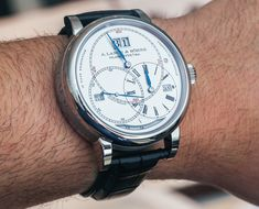 What's The Deal With Big Watch Sizes The Large Timepiece Explained