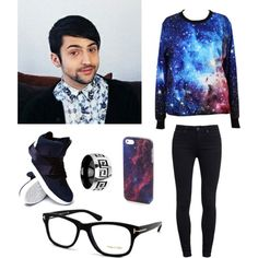 Mitch Grassi inspired outfit