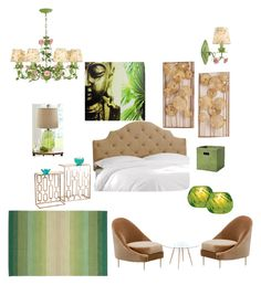 """""""bedroom"""" by shivika-ahuja on Polyvore featuring interior, interiors, interior design, home, home decor, interior decorating, Serena & Lily, Home Decorators Collection, Cultural Intrigue and Pier 1 Imports"""