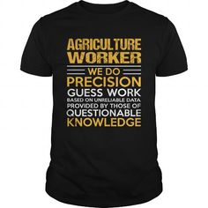 AGRICULTURE WORKER T Shirts, Hoodie. Shopping Online Now ==► https://www.sunfrog.com/LifeStyle/AGRICULTURE-WORKER-117409616-Black-Guys.html?41382
