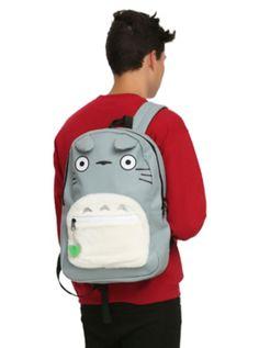 Studio Ghibli My Neighbor Totoro Character Backpack