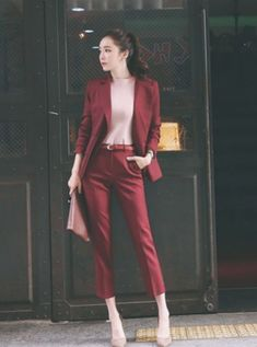 99 Kreative Herbst Business Outfit Ideen z. Frauen - business professional outfits for interview Business Casual Outfits For Women, Office Outfits Women, Casual Work Outfits, Professional Outfits, Mode Outfits, Work Casual, Office Look Women, Office Fashion Women, Business Professional Attire