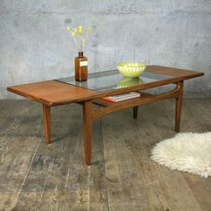 Mid Century Teak G-Plan Coffee Table
