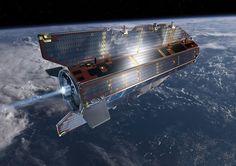 Satélite está prestes a despencar por sobre a Terra