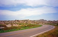 Pierre to the Badlands of South Dakota