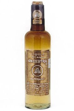 ancestra tequila - single barrel reposado