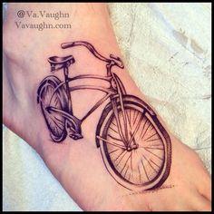 Stippled pair of pears fruit tattoo made by kati vaughn for Kati vaughn tattoo